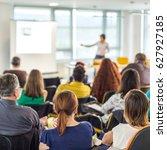 business and entrepreneurship... | Shutterstock . vector #627927185