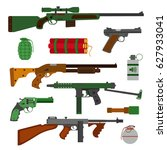 Weapons Guns Collection....
