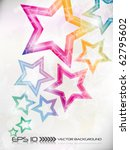 vector abstract colorful... | Shutterstock .eps vector #62795602