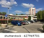velika gorica  croatia   april... | Shutterstock . vector #627969701