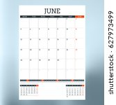 Calendar Planner Template For...