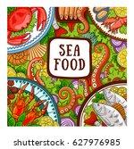 Sea Food. Design Concept For...