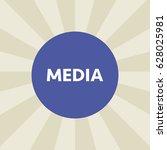media icon. sign design....