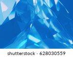 blue crystal background   Shutterstock . vector #628030559