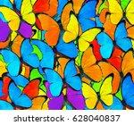 Beautiful mix colorful...