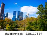 central park   nyc | Shutterstock . vector #628117589