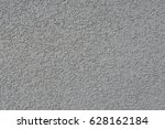 textured plaster of a gray... | Shutterstock . vector #628162184