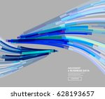 linear vector background   Shutterstock .eps vector #628193657
