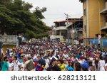 m rida  venezuela   october... | Shutterstock . vector #628213121