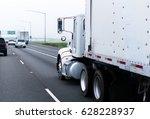 professional white classic semi ... | Shutterstock . vector #628228937