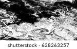 abstract blurry grunge... | Shutterstock . vector #628263257