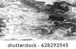 abstract blurry grunge... | Shutterstock . vector #628293545