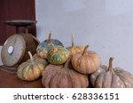 pumpkin | Shutterstock . vector #628336151