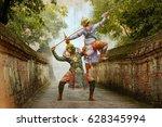 Khon Art Culture Thailand...