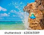 Meditation On Sea Surf With...