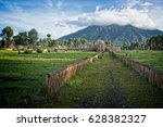 volcanoes national park  rwanda ...   Shutterstock . vector #628382327