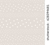 Polka Dot Seamless Pattern ...