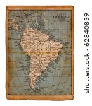 38 Map Of South America Edit In ...