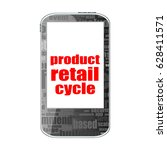 product retail cycle. mobile...