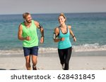 young couple smiling while...   Shutterstock . vector #628431845