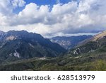 A Panoramic View Of The...
