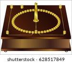 crank rheostat   Shutterstock .eps vector #628517849