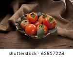 persimmons | Shutterstock . vector #62857228