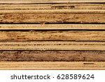 Stack Of Plywood Texture...