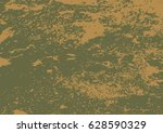 vintage grunge colored retro... | Shutterstock .eps vector #628590329