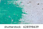close up shot of an unfinished... | Shutterstock . vector #628598639