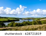 Small photo of Percale River, Lanhay, Percuil, Cornwall, England, United Kingdom