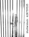 corrugated metal sheet serves... | Shutterstock . vector #628759535