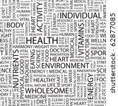 health. seamless vector...   Shutterstock .eps vector #62877085