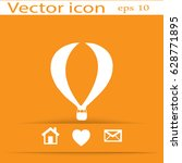 balloon. icon.