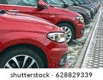 warsaw  poland   january  24... | Shutterstock . vector #628829339
