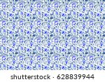 decorative background for cards ... | Shutterstock . vector #628839944