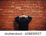 usa  mexico  migration. bandit  ...   Shutterstock . vector #628850927