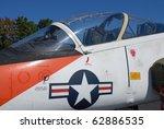 Vintage Naval Jet Fighter At...