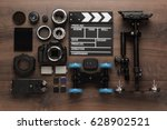 different video making... | Shutterstock . vector #628902521