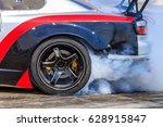 Drift Car  Car Wheel Drifting...