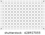 black and white pattern for... | Shutterstock . vector #628927055