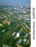 railways of st. petersburg  ...   Shutterstock . vector #628936