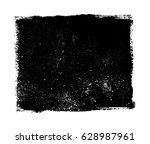 abstract grunge frame.grunge... | Shutterstock .eps vector #628987961