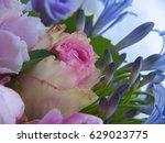 floral bouquet   Shutterstock . vector #629023775