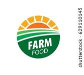 logo farm food | Shutterstock .eps vector #629110145