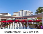 miami  usa   july 27 2010  ... | Shutterstock . vector #629125145
