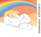 Colorful Dreams   Baby Girl...