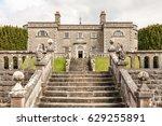 belvedere estate  county...   Shutterstock . vector #629255891