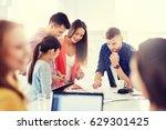 business  startup  education... | Shutterstock . vector #629301425