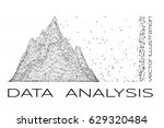 data analysis concept... | Shutterstock .eps vector #629320484
